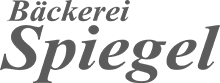 Logo Bäckerei Spiegel